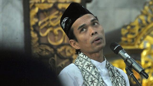 Ustadz Abdul Somad: Penghina dan Penista Nabi Muhammad Adalah Orang Dungu