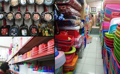 tempat belanja perlengkapan rumah tangga terlengkap di Surabaya