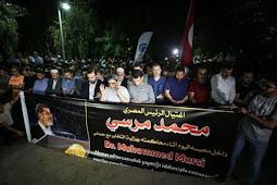 Mantan Presiden Mesir Meninggal Dunia