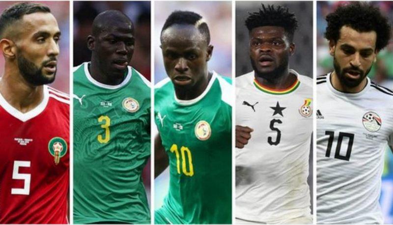 """حفل جوائز  """"بي بي سي"""" لأفضل لاعب إفريقي"""