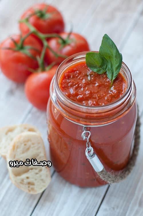 صلصة طماطم متعددة الاستخدامات