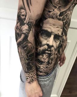 gambar tatto keren di badan
