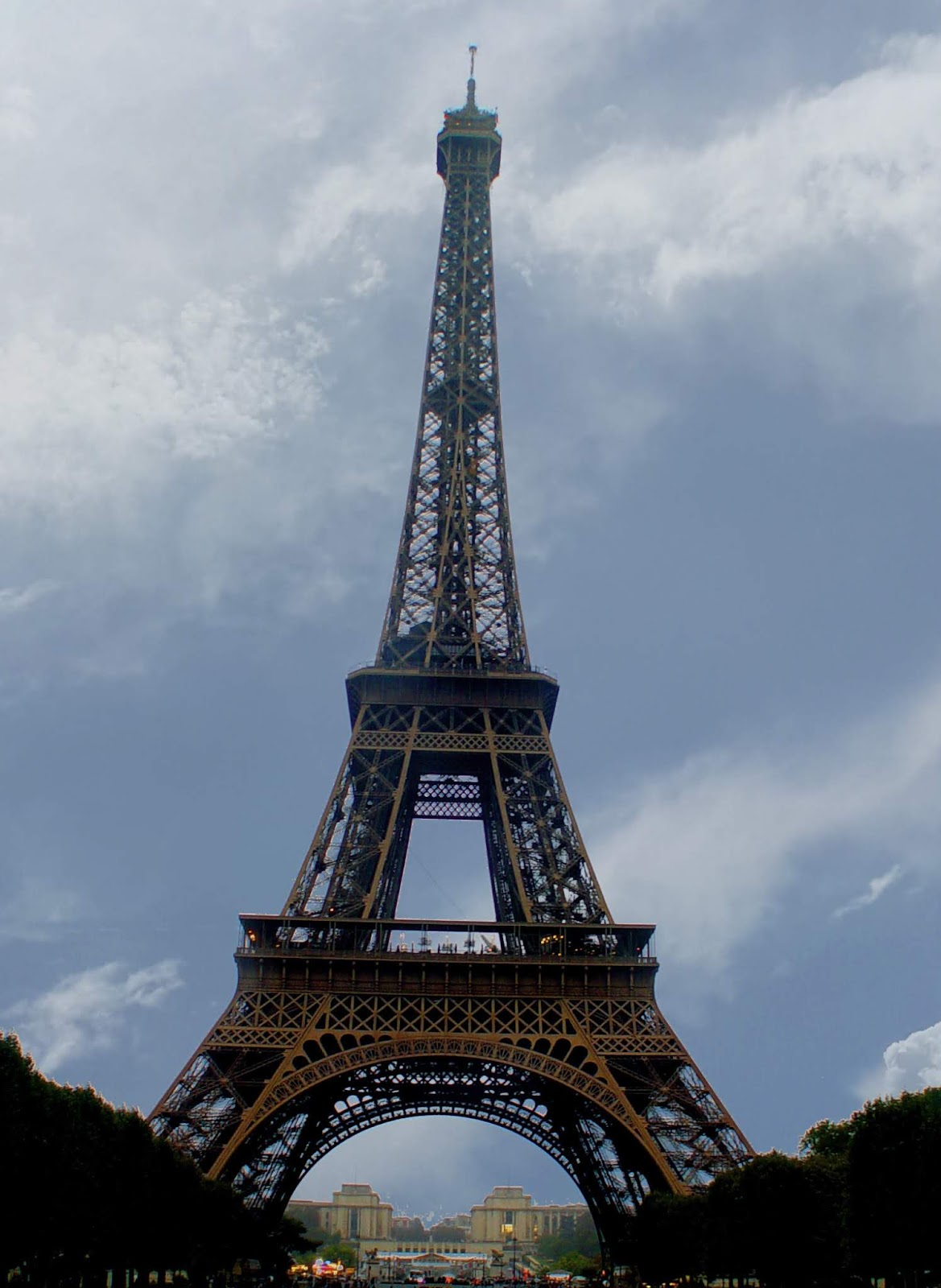 Paris - Eiffel Tower 4