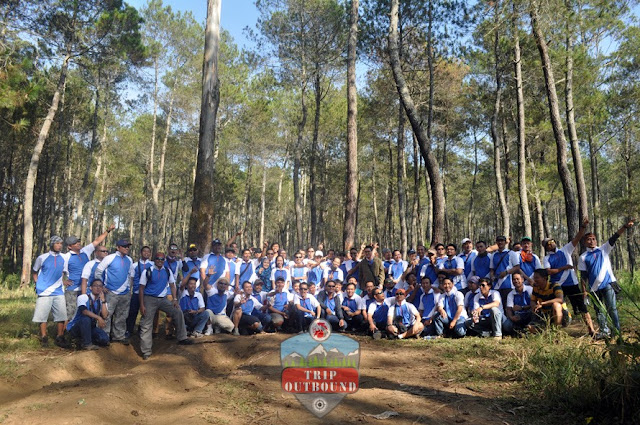 Outbound training Bandung