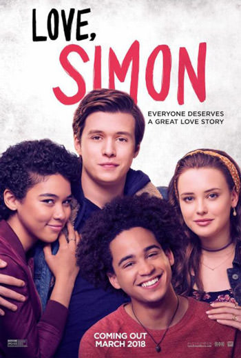 Love, Simon 2018 English