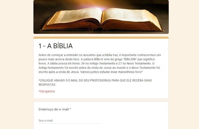 estudo biblico redes sociais