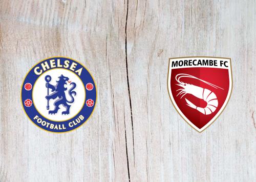 Chelsea vs Morecambe -Highlights 10 January 2021