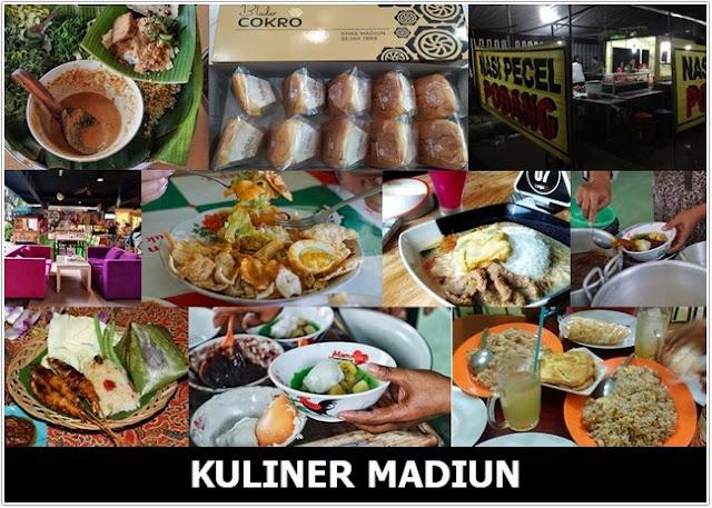 10 Top Kuliner Madiun