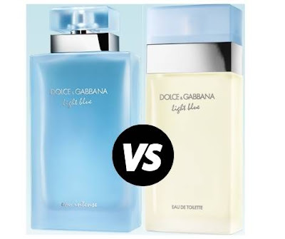 Dolce and Gabbana Light Blue for Women Review and Comparison