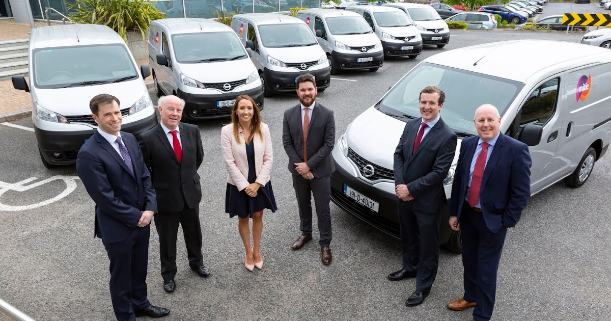 Irish Car Travel Magazine Leaseplan Secures Mitie Deal For 70 Nissan Lcvs