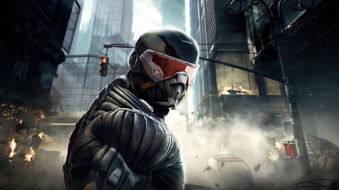 Papel de Parede PC Jogo Crysis 2
