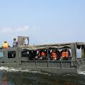Kasdam III/Siliwangi Brigjend TNI Kunto Arief Wibisono Tinjau Inovasi Truk Amphibi Bengpuspal