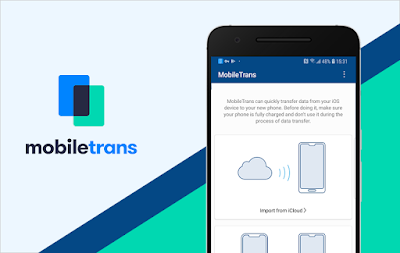 Wondershare MobileTrans 2021 Free Download