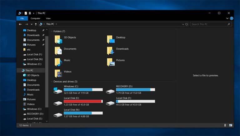Windows 10 November 2019 Update Meningkatkan Fitur Pencarian File Explorer