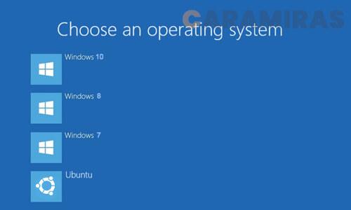 Menghapus Sistem Operasi Dual Boot di Windows