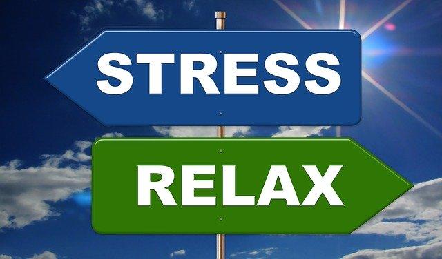 ciri stres