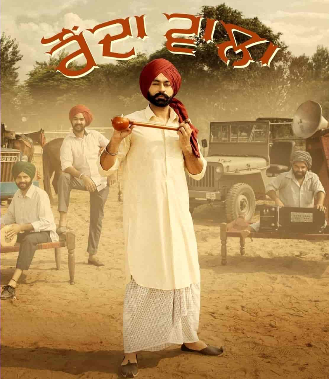 Ronda Wala Punjabi Song Image Features Tarsem Jassar and Sruishty Mann