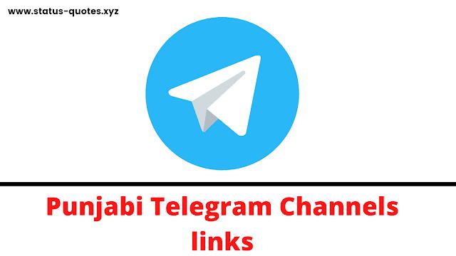【BEST】Punjabi Telegram Group Link