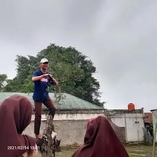 Sharing Fotografi Ponsel bersama Komunitas Pramuka Tunas Muda Kwartir Ranting Babelan