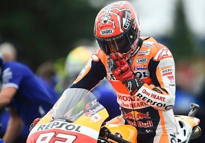 Kini Marquez Dua Kali Dipecundangi Pembalap Satelit Honda