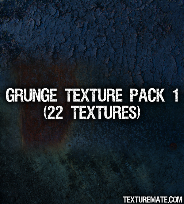 Free Texture Pack for Commercial Use – Grunge