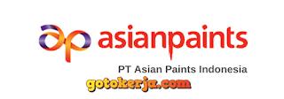 Lowongan Kerja Asian Paints Indonesia
