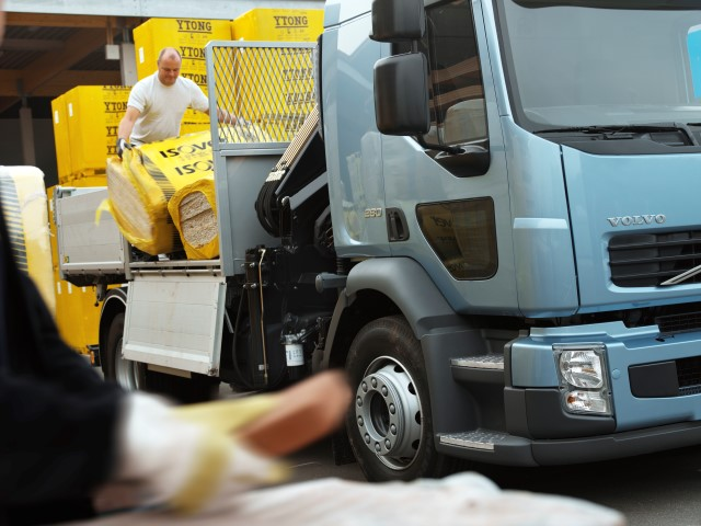Μεταφορική εταιρεία αναζητά άτομο για παραλαβή, φόρτωση και εκφόρτωση