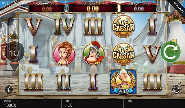 Ulasan Slot Blueprint Gaming Indonesia - Ave Caesar Slot Online