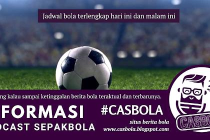 Jadwal Podcast Sepakbola Casbola 18 - 19 Agustus 2020
