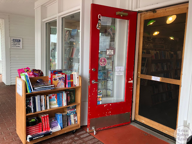 The BookMonger storefront