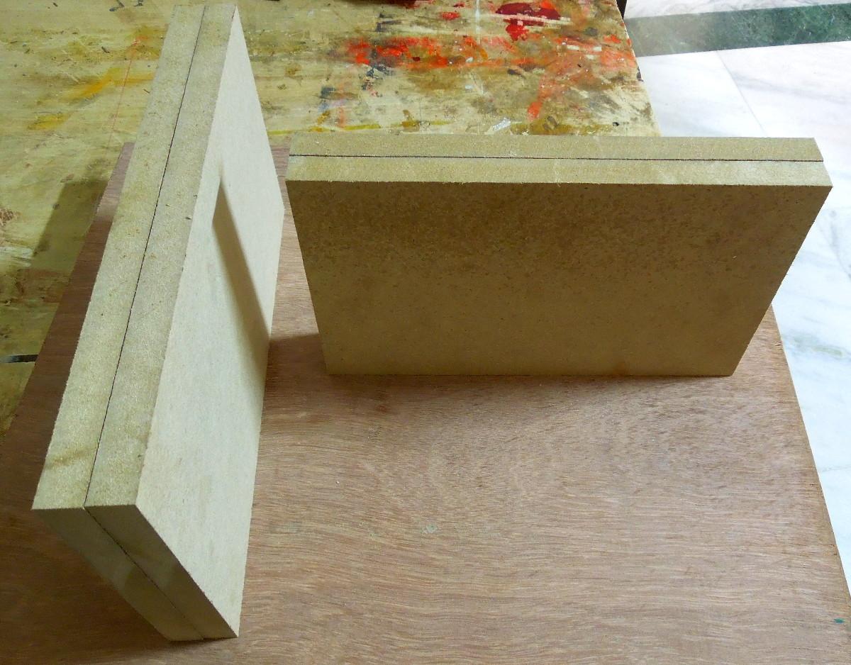 Project - MDF Box