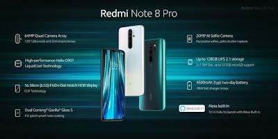 Review Pro: Redmi Note 8 pro
