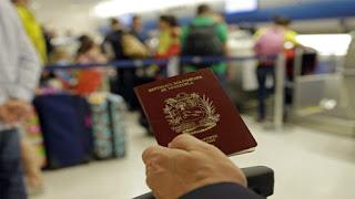 Venezolanos necesitaran visa para Aruba, Curazao y Bonaire. También las islas de Sint Maarten, Sint Eustatius y Saba requerían de visa. Países Bajos solicitara visa para los venezolanos.