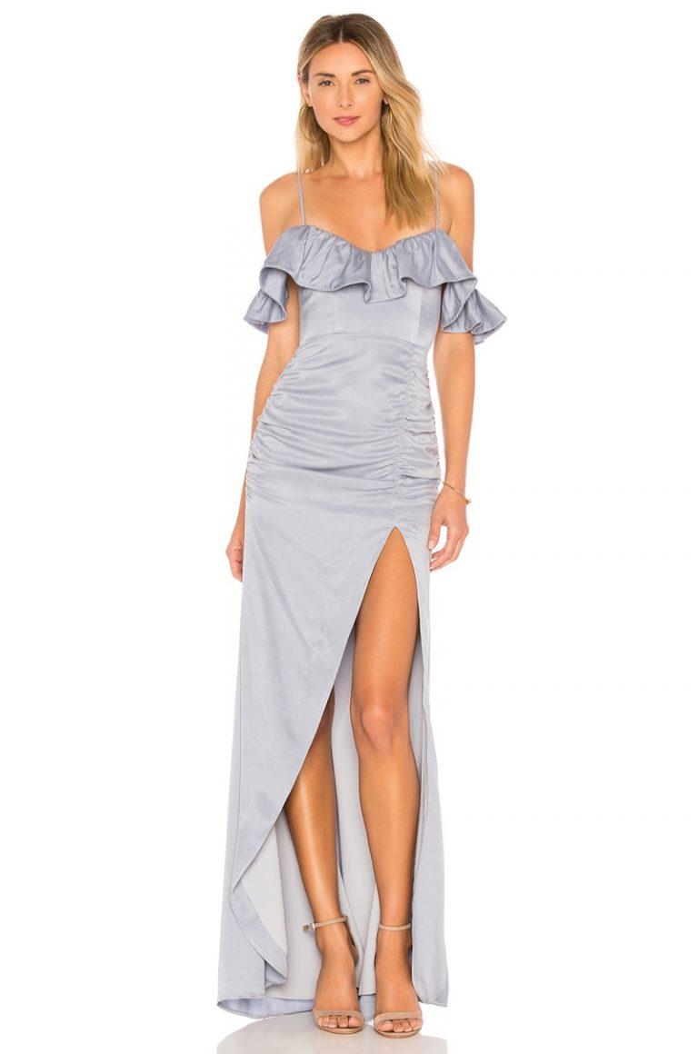 Majorelle 'Nadea' Gown