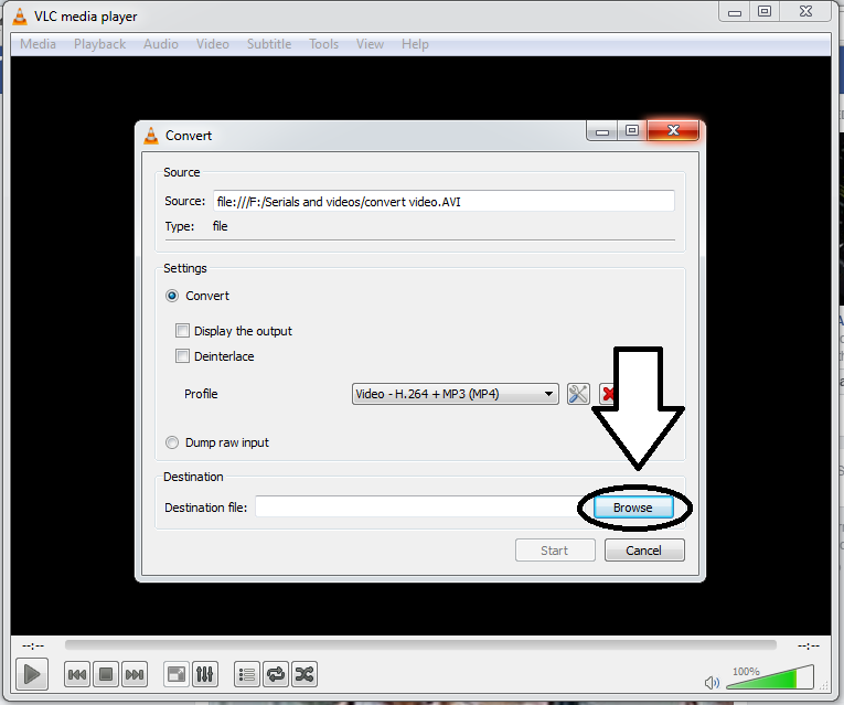 How to rotate and save a video using vlc media player digital dairy how to rotate and save a video using vlc media player ccuart Choice Image