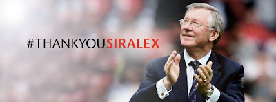 Facebook Cover Of Living Legend Sir Alex Ferguson.
