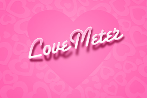 مقياس الحب -  love meter  - love calculator
