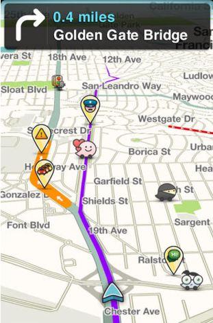 waze offline gps navigation useful app every driver must have