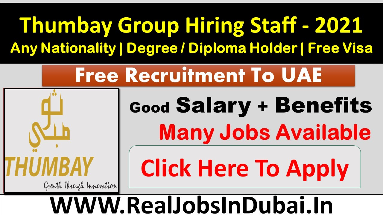 thumbay group careers, thumbay group dubai careers, thumbay group ajman careers, careers at thumbay group, thumbay group uae careers.