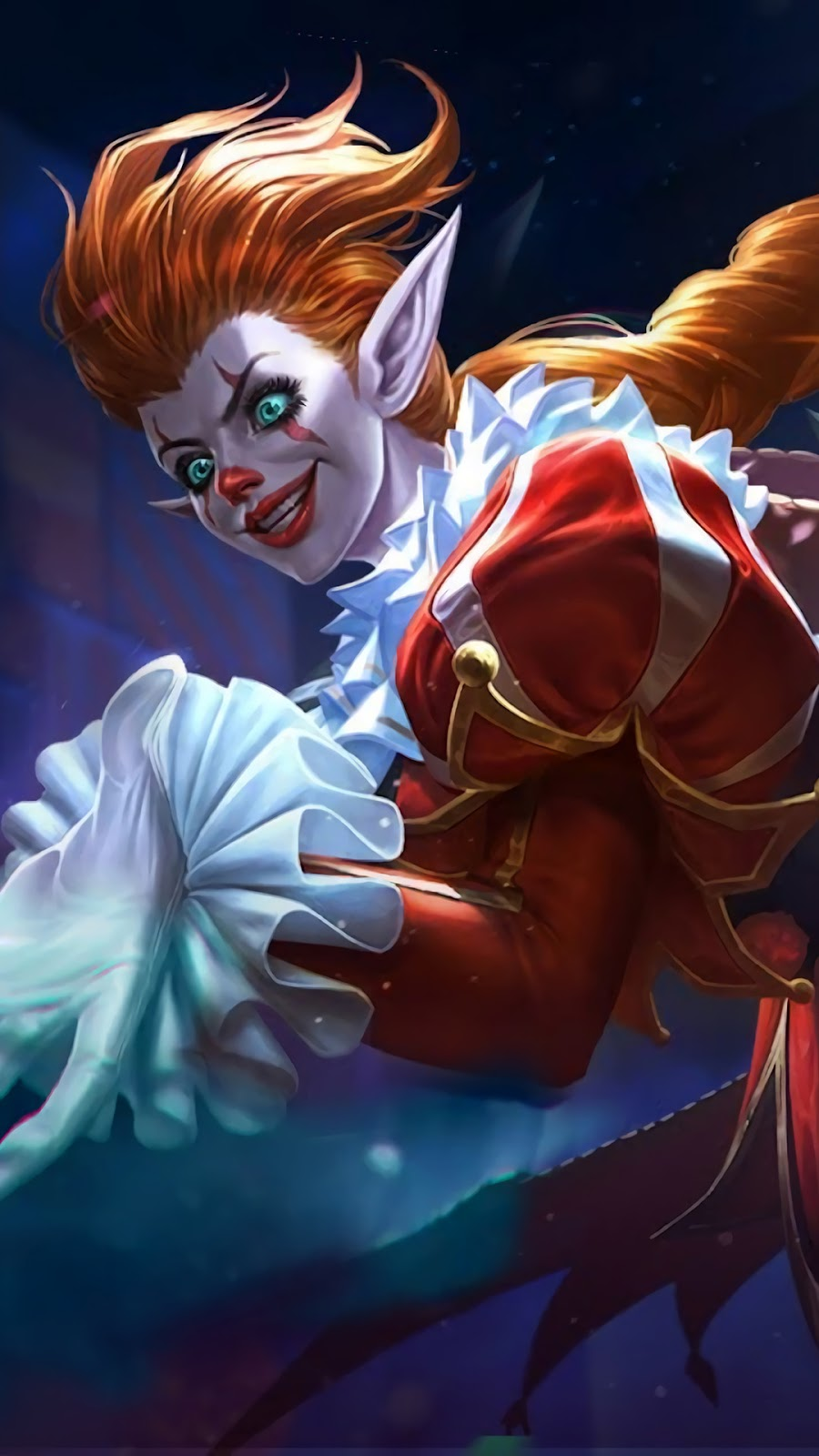 Wallpaper Karrie Jester Skin Mobile Legends HD for Mobile