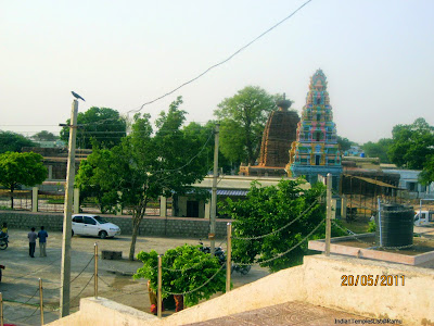 Alampur Jogulamba Temple Images
