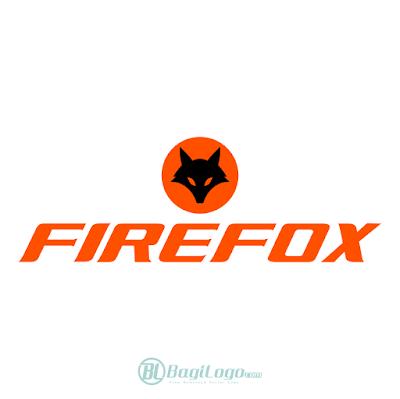 Firefox Bikes Logo Vector