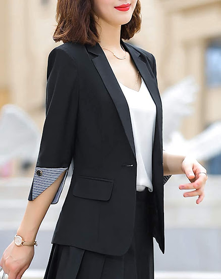Good Quality Fitted Blazers Jackets for Women