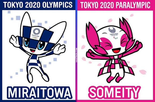 Tokyo 2020 olympics Mascot