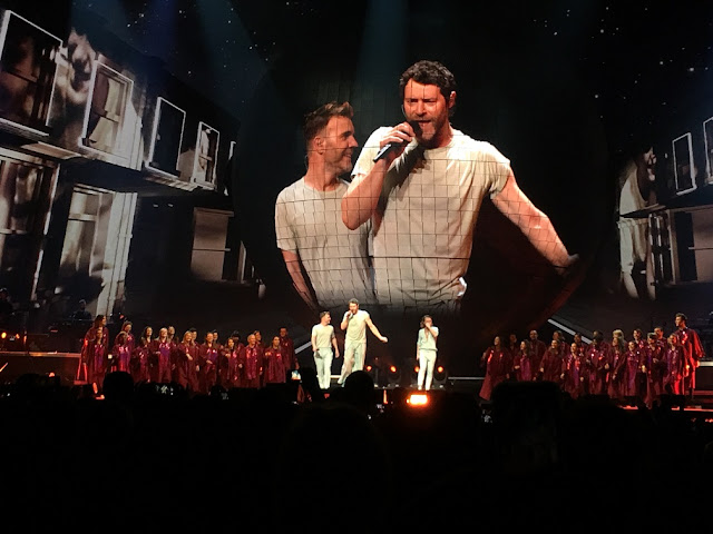 Take That o2 london May 2019