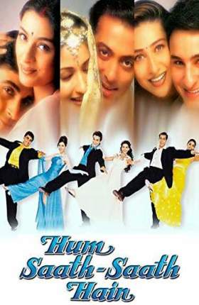 Hum Saath-Saath Hain 1999 Hindi Full Movie HDRip 480p Download