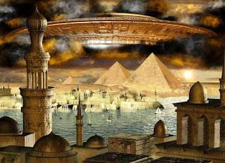 Los primeros avistamientos OVNIS de la historia