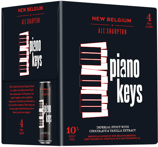 Meet My Piano Keys Imperial Stout!