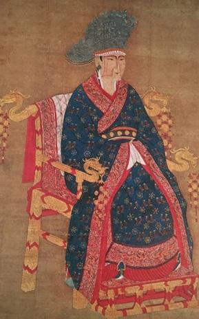 พระสนมหลี่ (Consort Li: 李氏)