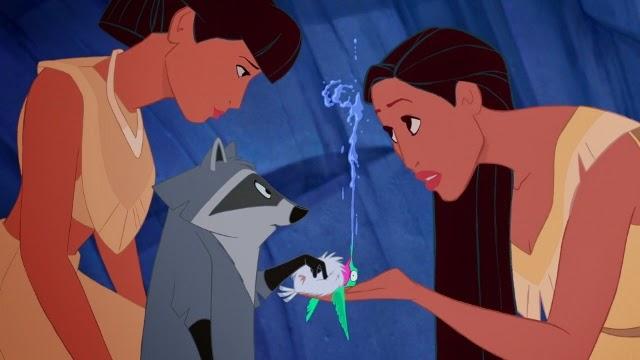 Pocahontas Elokuva